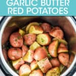 RED POTATOES IN AN INSTANT POT